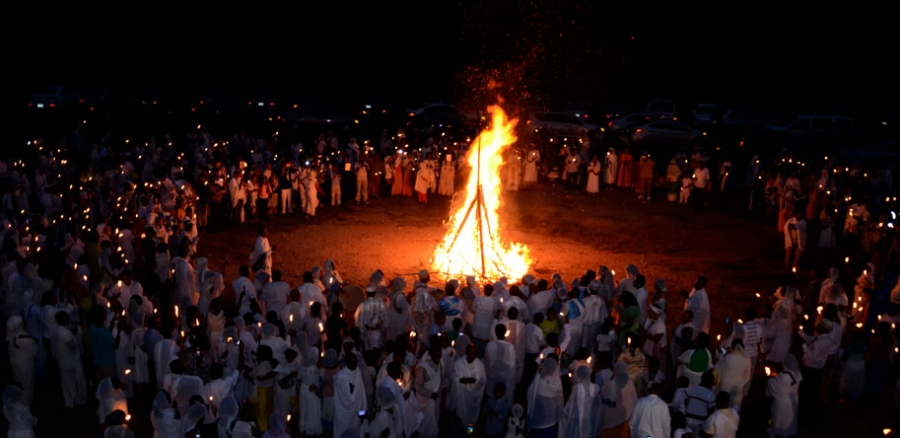 Meskel (Finding of the true cross) - 9 Days