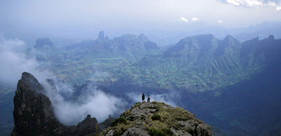 Simien National park - 4 day tour
