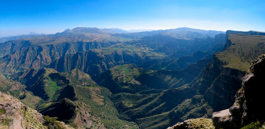 Simien National park - 10 days adventure trip